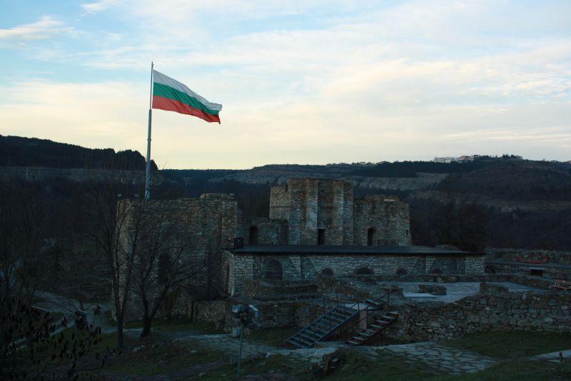 Weliko Tarnowo (Veliko Tarnovo), Zarenpalast