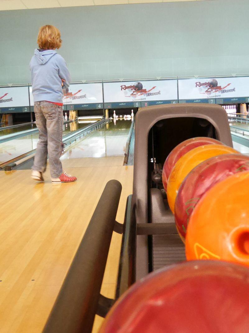 Bowling Ramba-Zamba Luhden