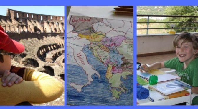 Langzeitreise mit schulpflichtigen Kindern: Unser E-Book zur Schulbefreiung