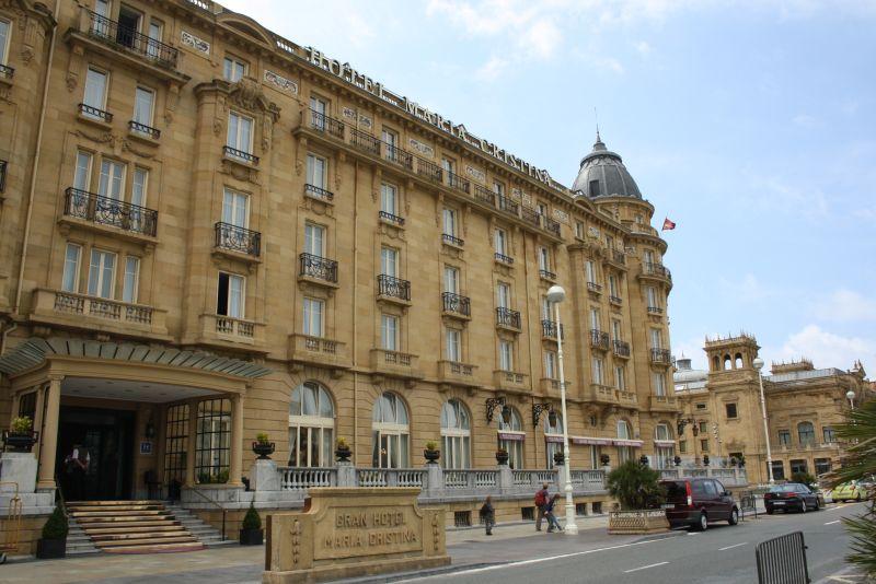 Grand Hotel Maria Cristina, San Sebastian Donostia, Baskenland