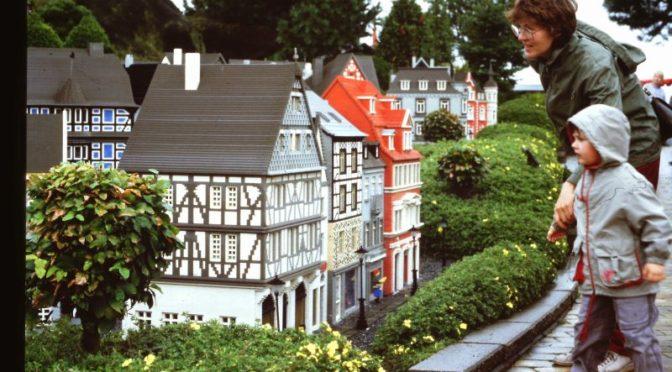 Momentaufnahme: Legoland Billund in den 80ern