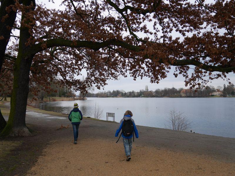 Potsdam mit Kindern, Neuer Garten am Heiligen See