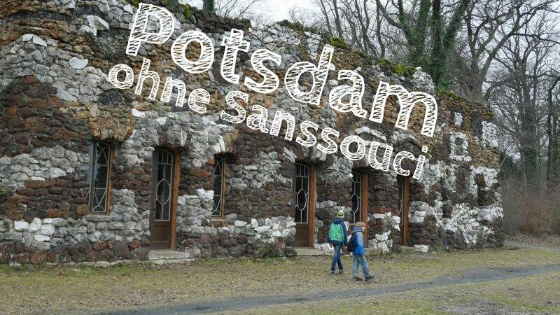 Potsdam mit Kindern ohne Sanssouci