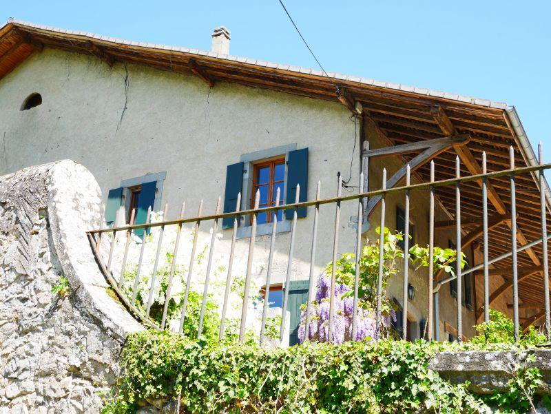 Crêt, Annemasse, Frankreich, Bauernhaus