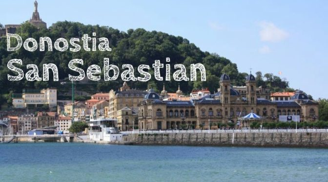 Donostia San Sebastian mit Kindern, Baskenland
