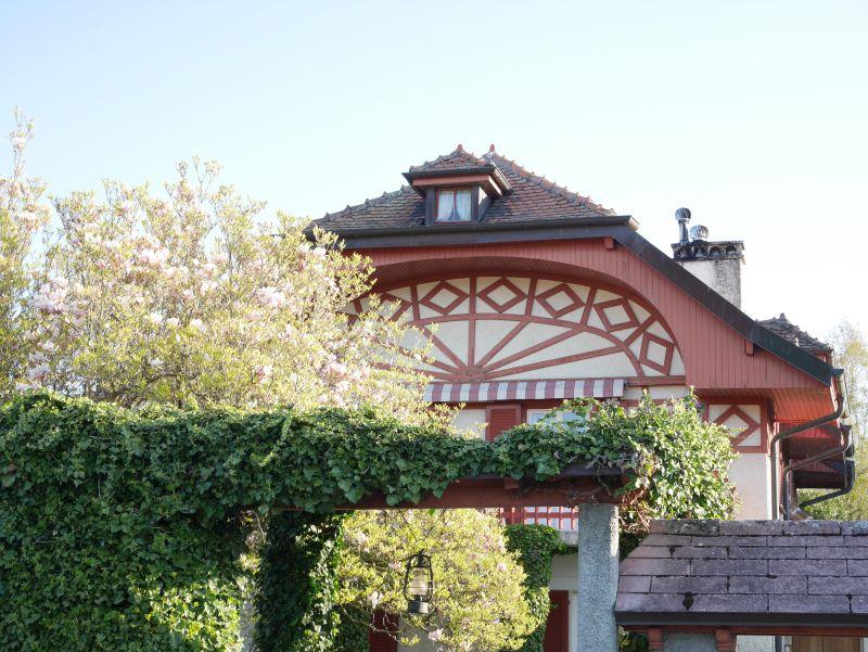 Villa in Pully, Vorort von Lausanne, Schweiz