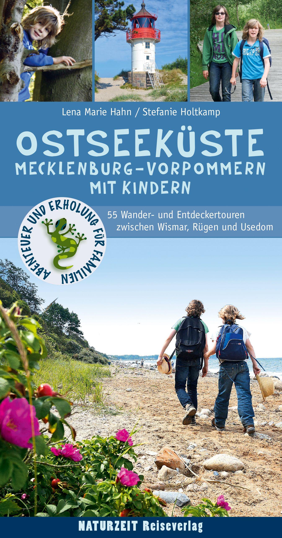 Ostsee mit Kindern, Reiseführer von Lena Marie Hahn und Stefanie Holtkamp