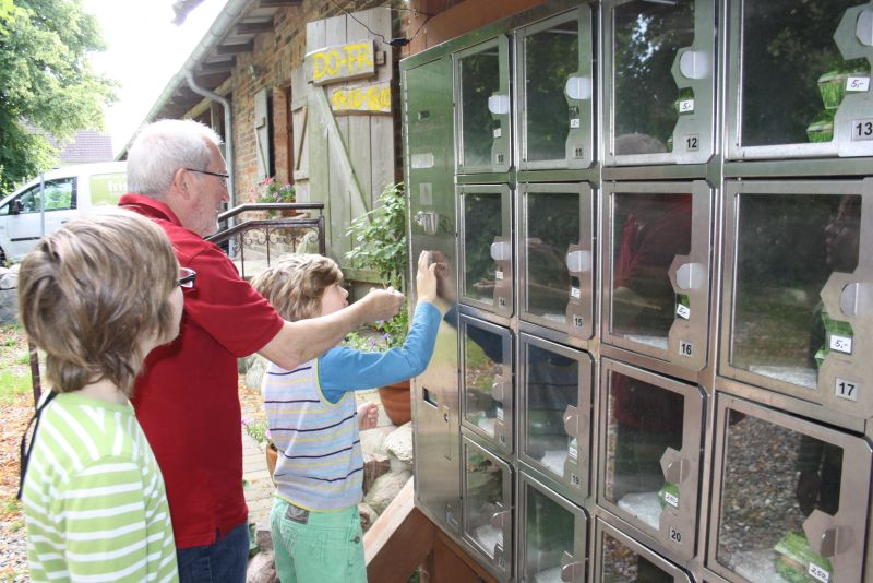 Eier-Automat Hohenfelde