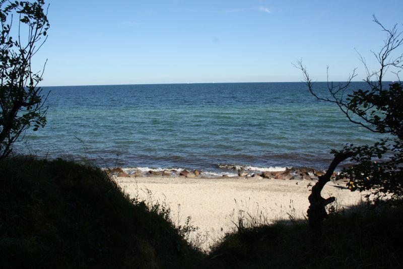 Strand Heiligendamm Hundestrand Hochufer