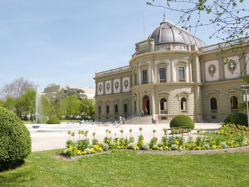 Ariana-Museum Genf
