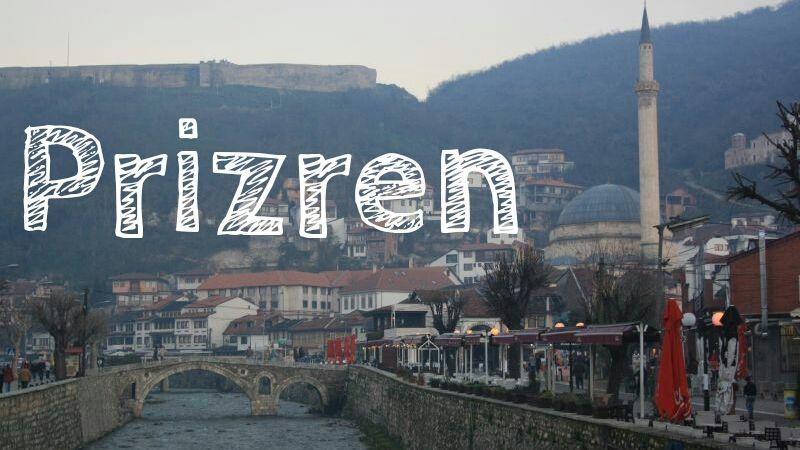Sehenswürdigkeiten in Prizren, Kosovo