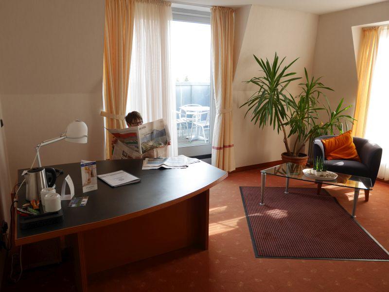 Senatorsuite Best Western Hotel Stadt Merseburg