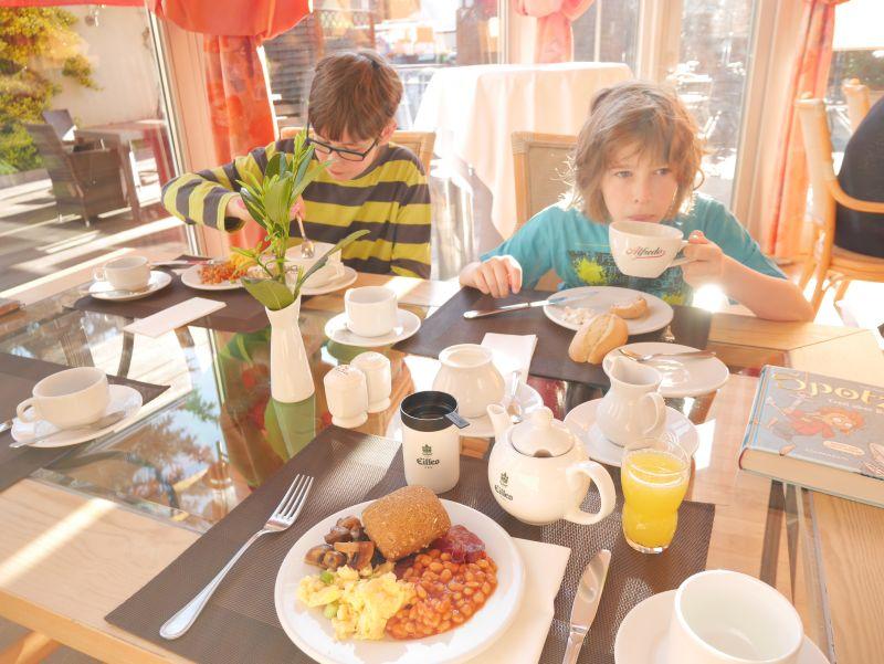 Familienfreundliches Hotel in Merseburg mit Kindern: Best Western, Frühstück