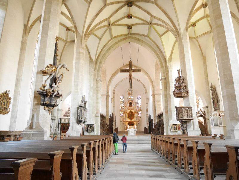 Merseburger Dom mit Kindern, Audioführung mit dem Raben