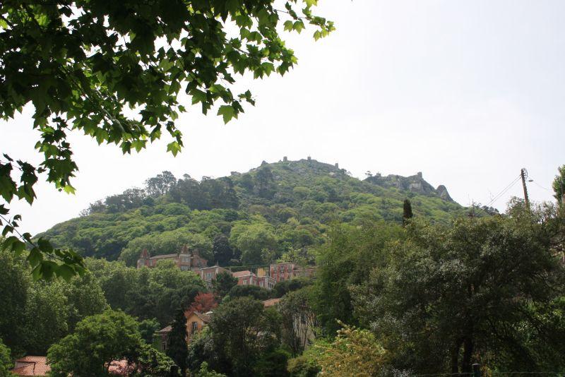 Sintra individuell, Castelo dos Muros