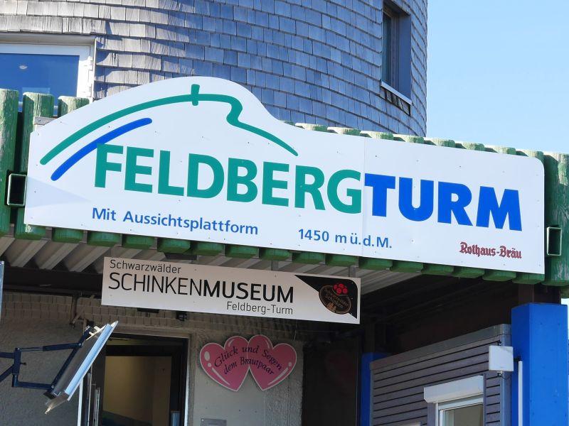 Schwarzwälder Schinken Museum Feldbergturm