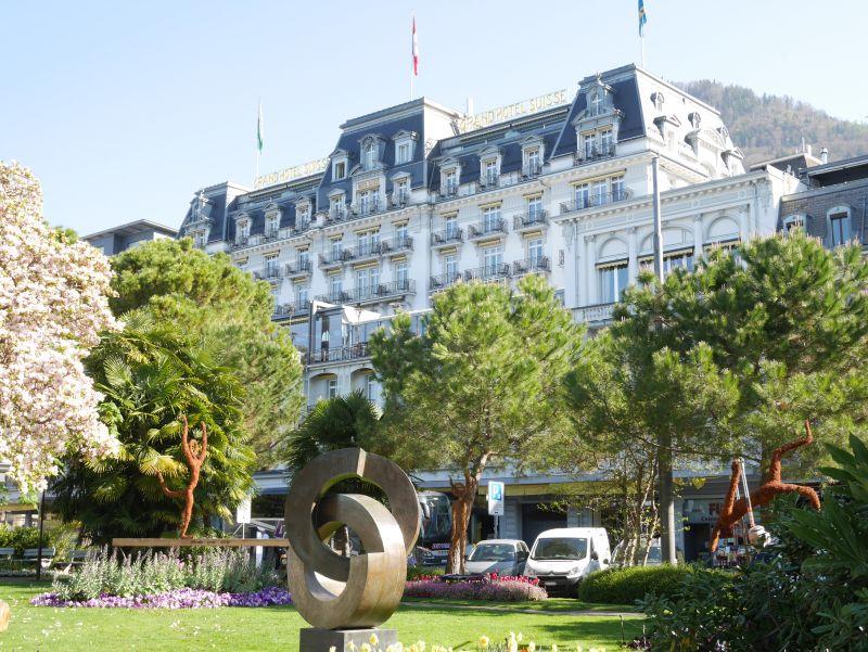 Grand Hotel Montreux, Schweiz