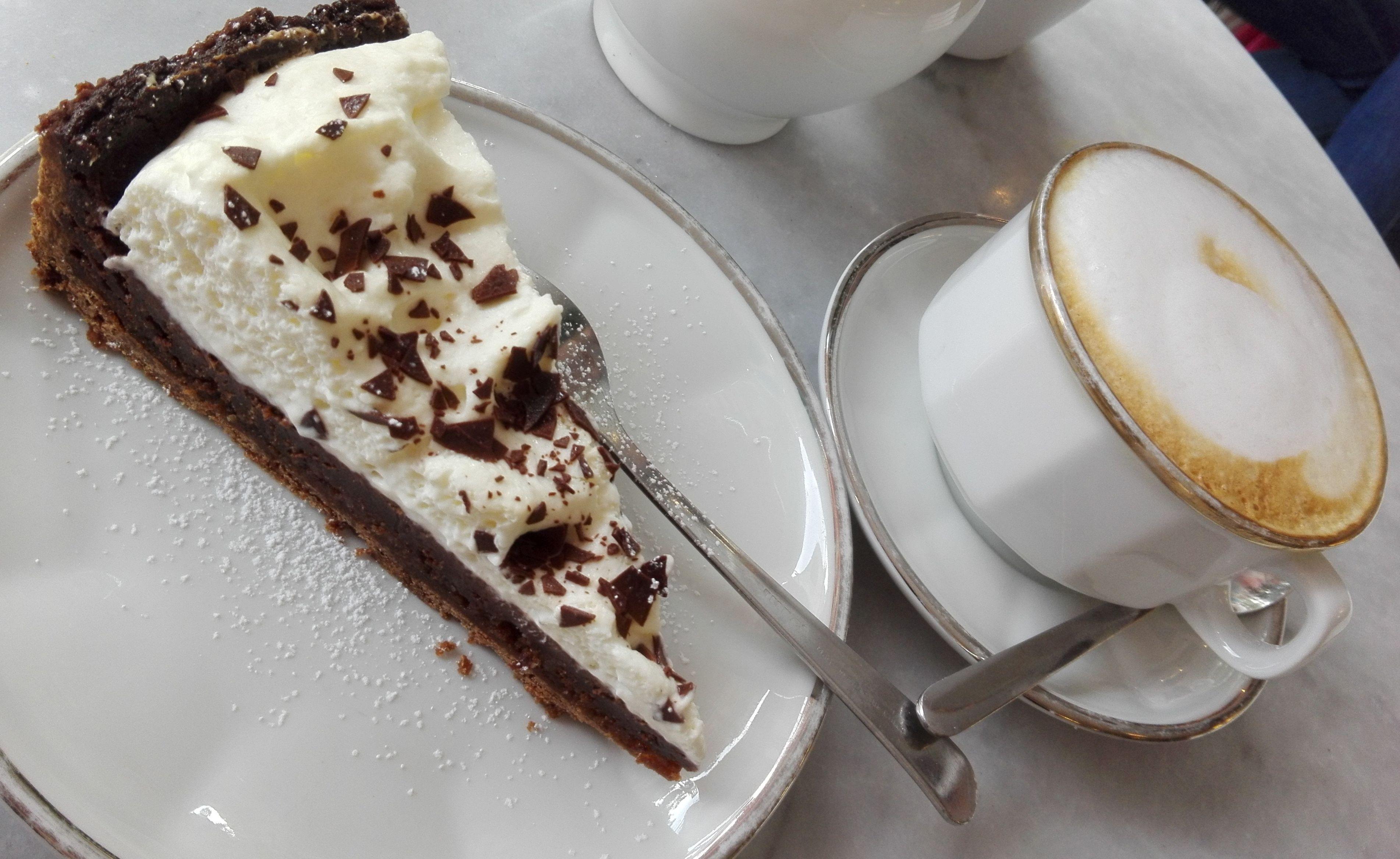 Mavandus-Torte, Mavandus Café Bückeburg