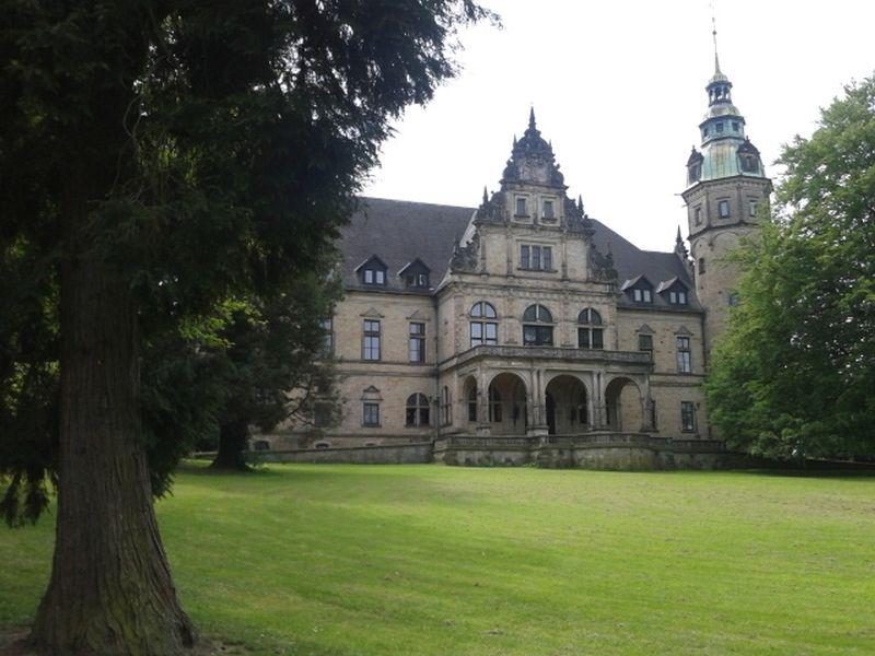 Bückeburg Palais, Blindow-Schule