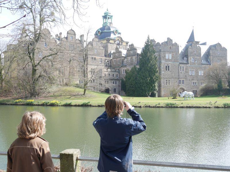Schloss Bückeburg mit Kindern