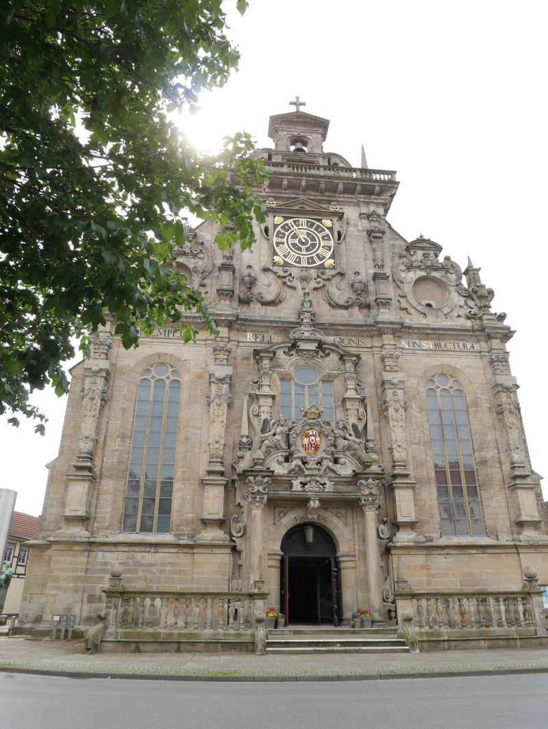 Stadtkirche Bückeburg, Schaumburger Land