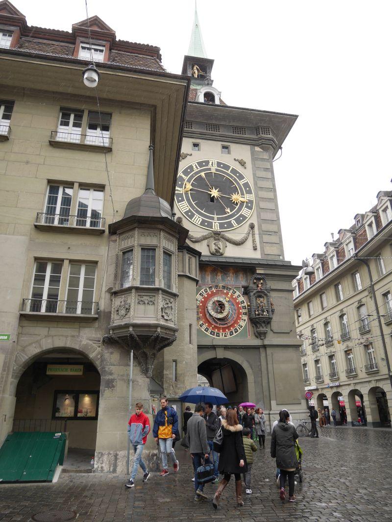 Zydglogge, Bern
