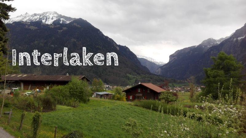 Interlaken zwischen Alpen und Asien