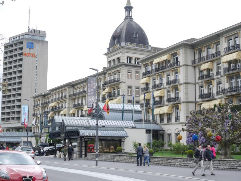 Grand Hotel Interlaken, Schweiz