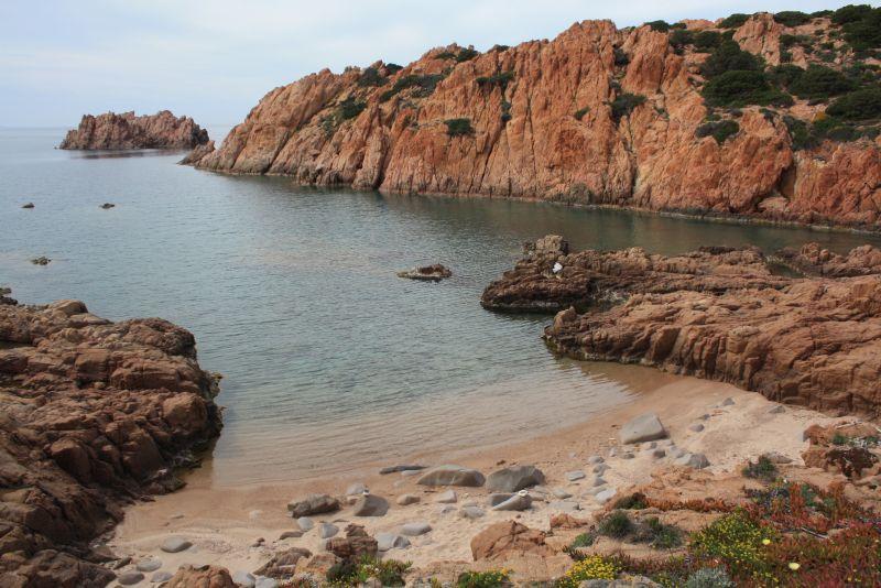 Isola Rossa, Sardinien, Wandern mit Kindern