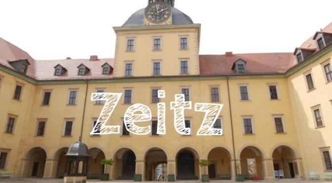 Residenzstadt Zeitz: Da ist Licht unterm Scheffel, Aschenputtel!