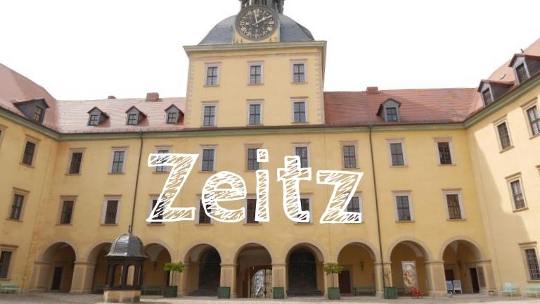 Zeitz Ausflugsziel Sachsen-Anhalt