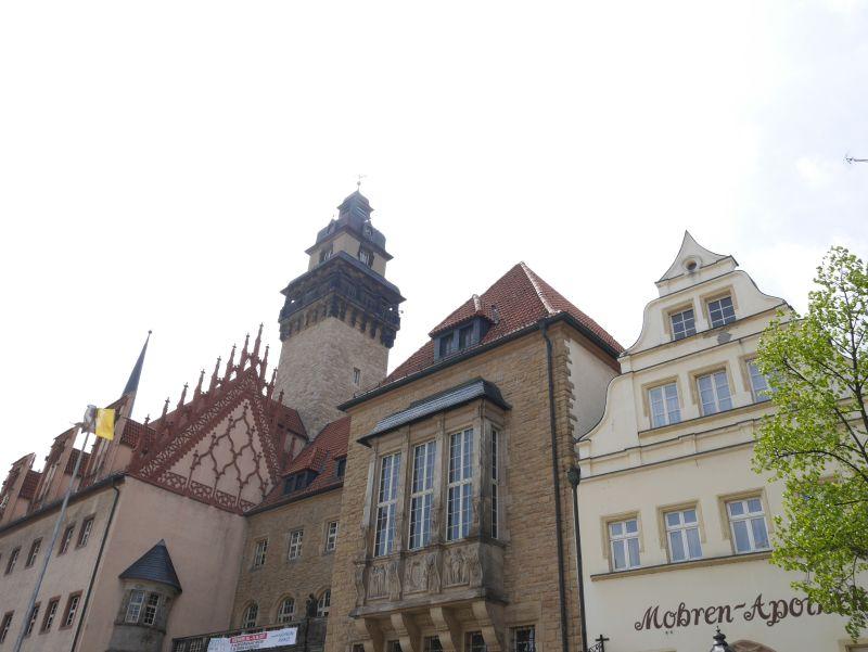 Zeitz Innenstadt