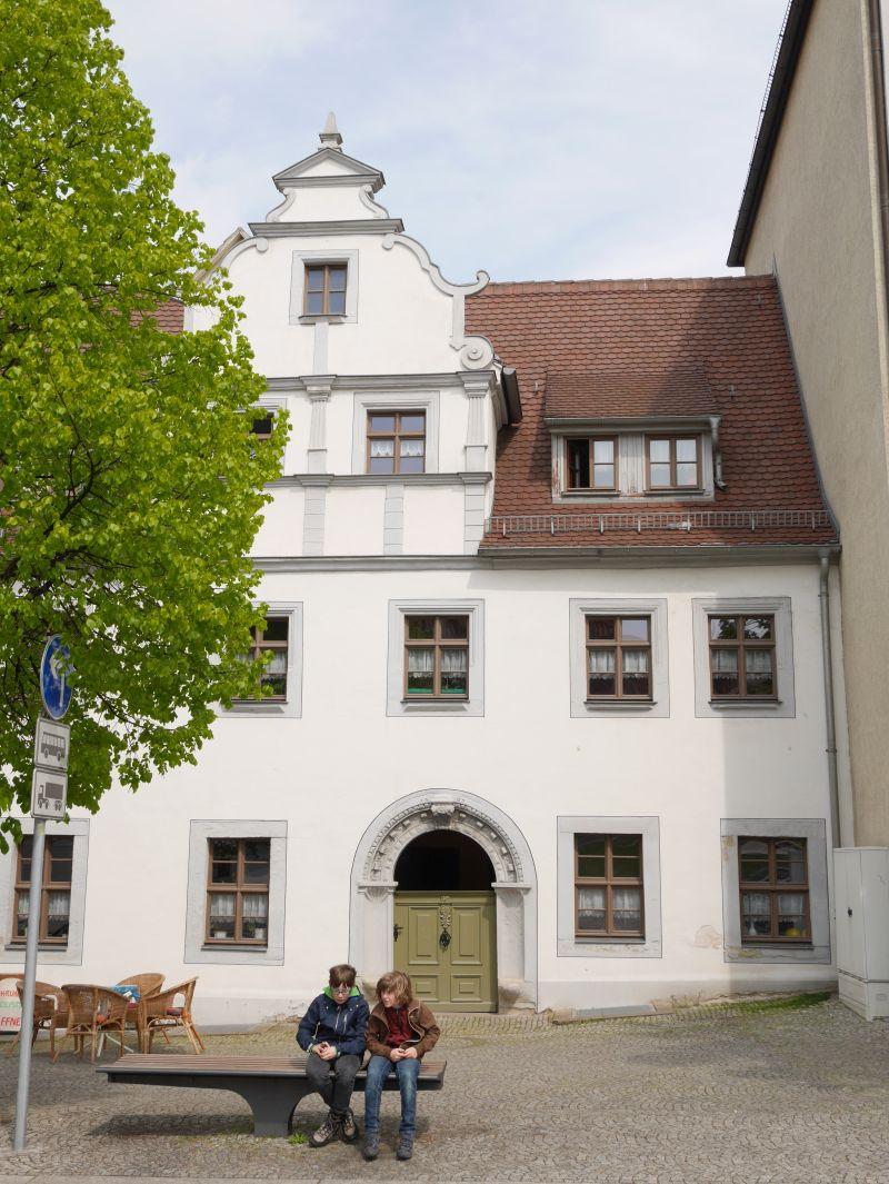 Zeitz mit Kindern, Sachsen-Anhalt