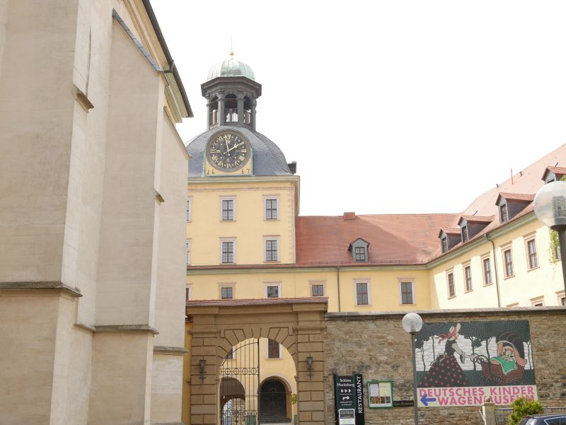 Schloss Moritzburg, Zeitz, Sachsen-Anhalt