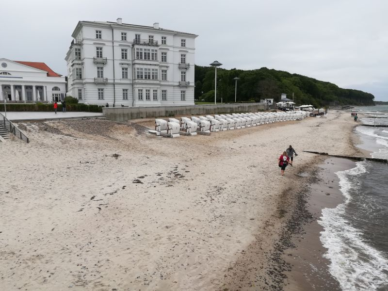 Strand Heiligendamm Grand Hotel