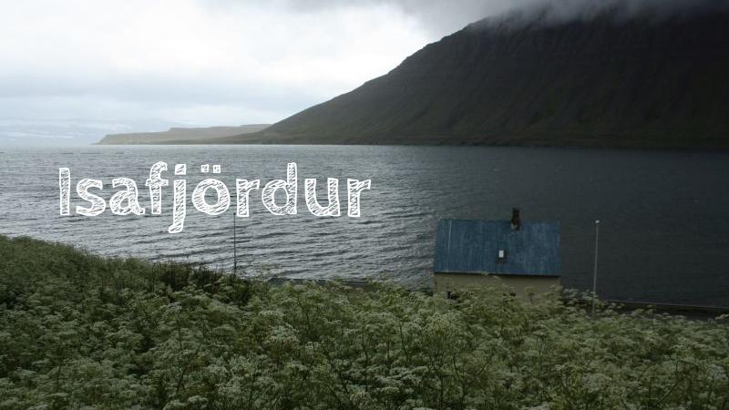 Isafjördur und seine Sehenswürdigkeiten, Island, Kreuzfahrt