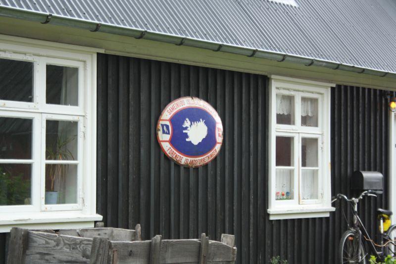 Isafjördur, Island, Altstadt