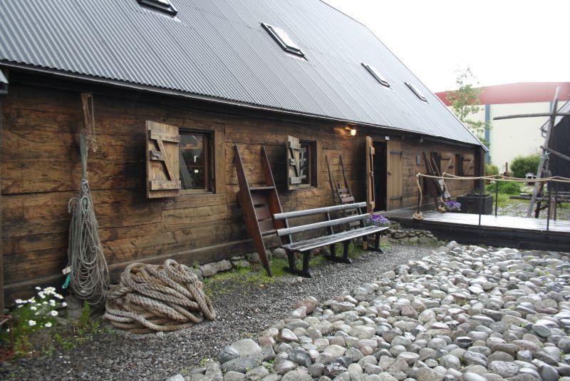 Isafjördur, Island, Sehenswürdigkeiten Museum Byggðasafn Vestfjarða