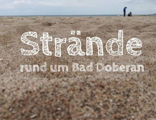 Bad Doberan: Wo ist der schönste Strand?