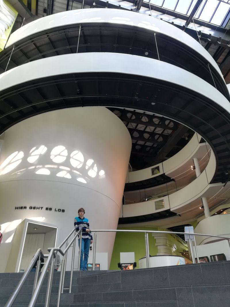 Klimahaus Bremerhaven Foyer