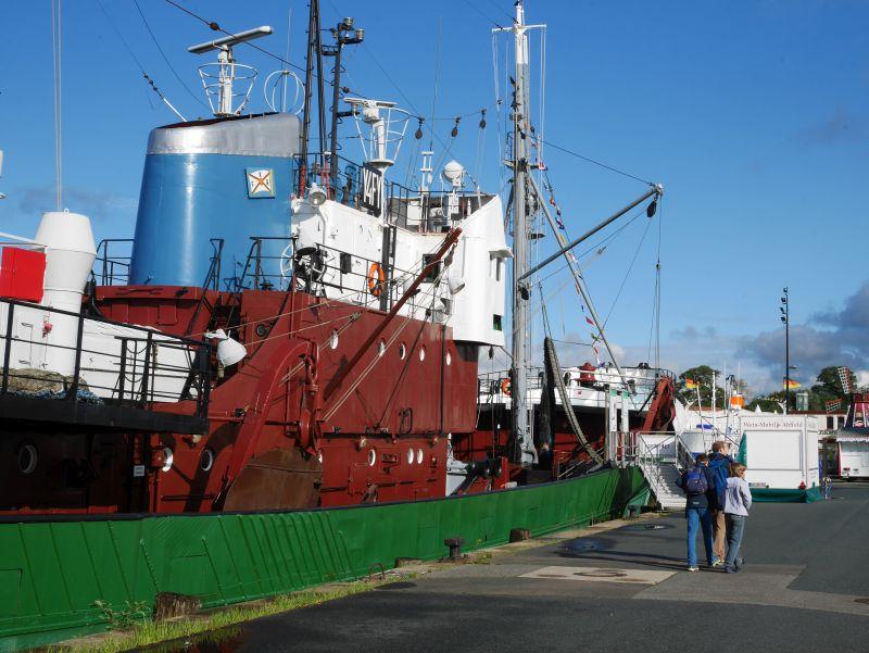 Bremerhaven mit Kindern, Fischereihafen