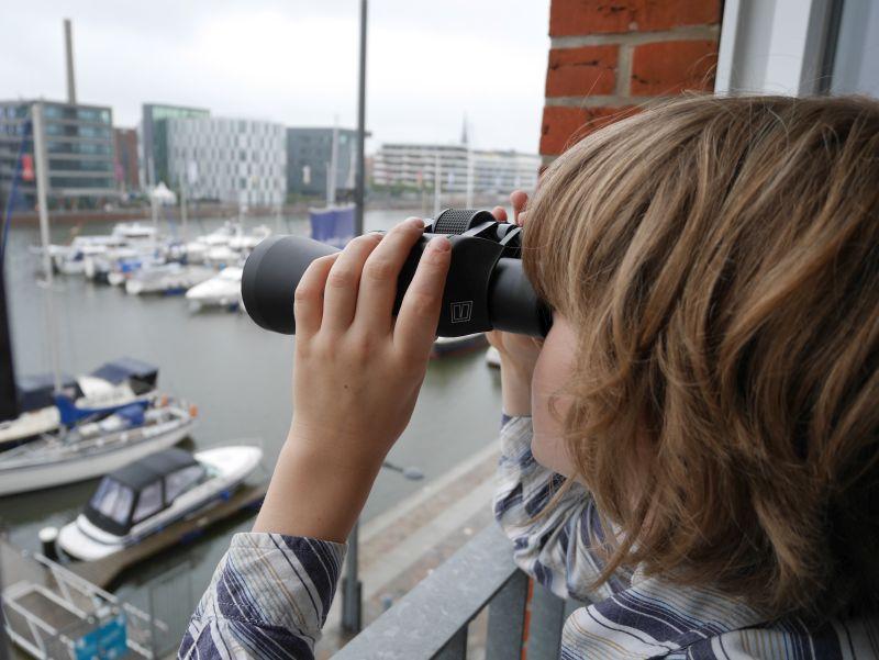 Bremerhaven mit Kindern, im-Jaich Bordinghouse