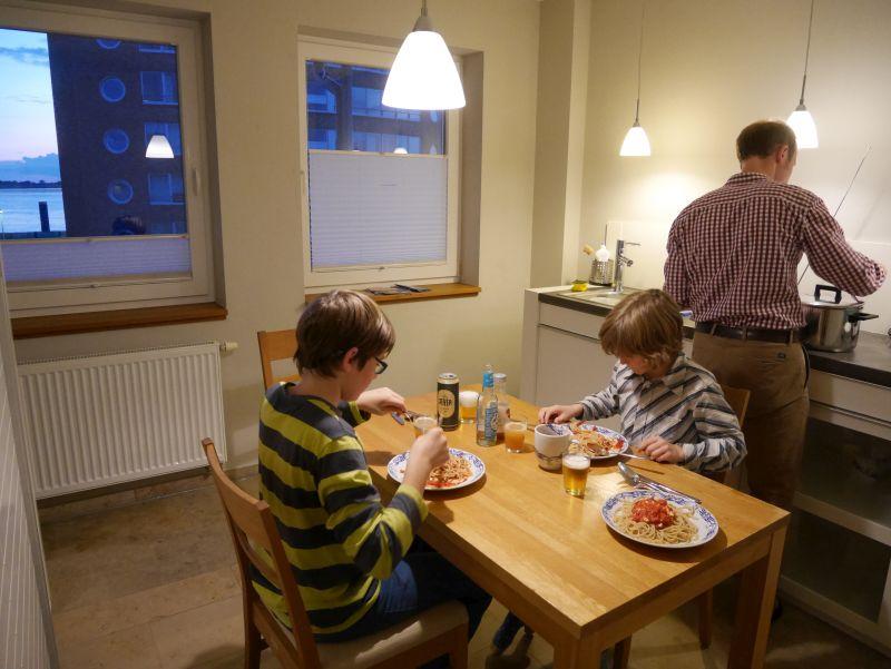Bremerhaven mit Kindern, im-Jaich Bordinghouse Ferienwohnung