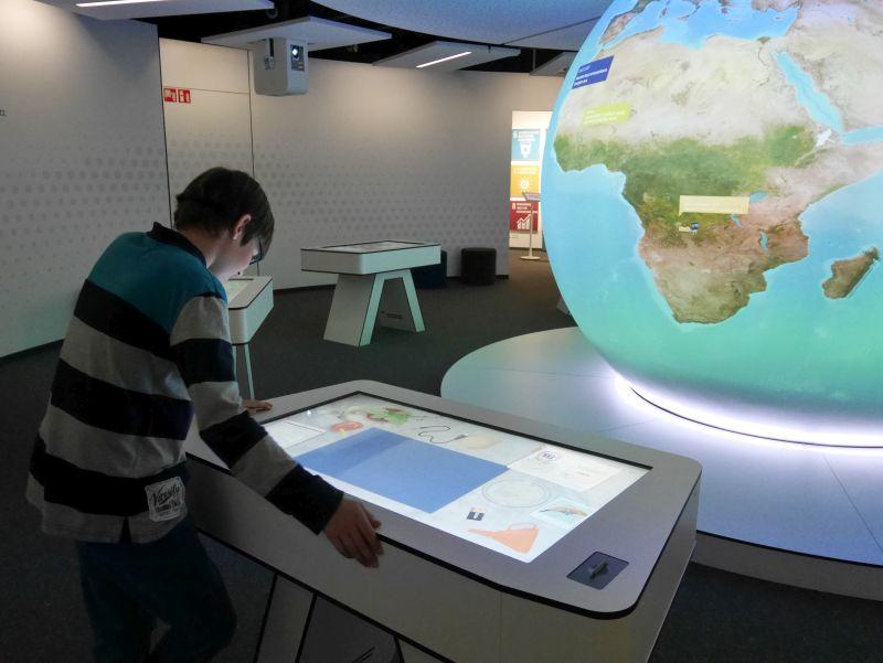Klimahaus Bremerhaven mit Kindern, Future Lab