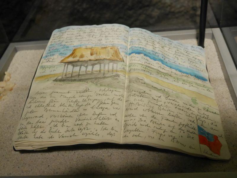 Klimahaus Bremerhaven mit Kindern, Samoa, Reisetagebuch Axel Werner