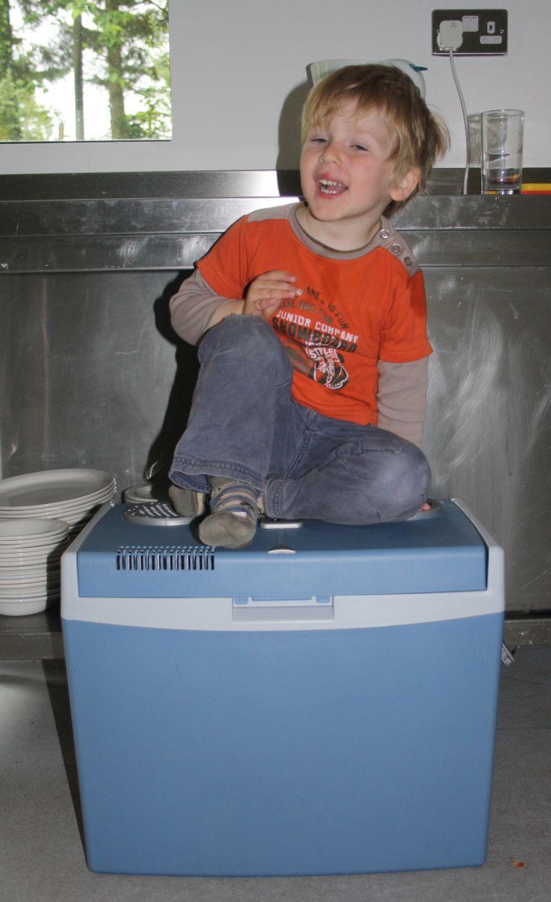 Roadtrip mit Kindern, Kühlbox fürs Auto