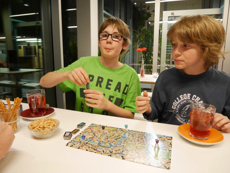 Jugendherberge Düsseldorf mit Kindern