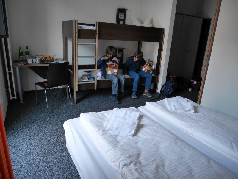 Jugendherberge Düsseldorf Familienzimmer