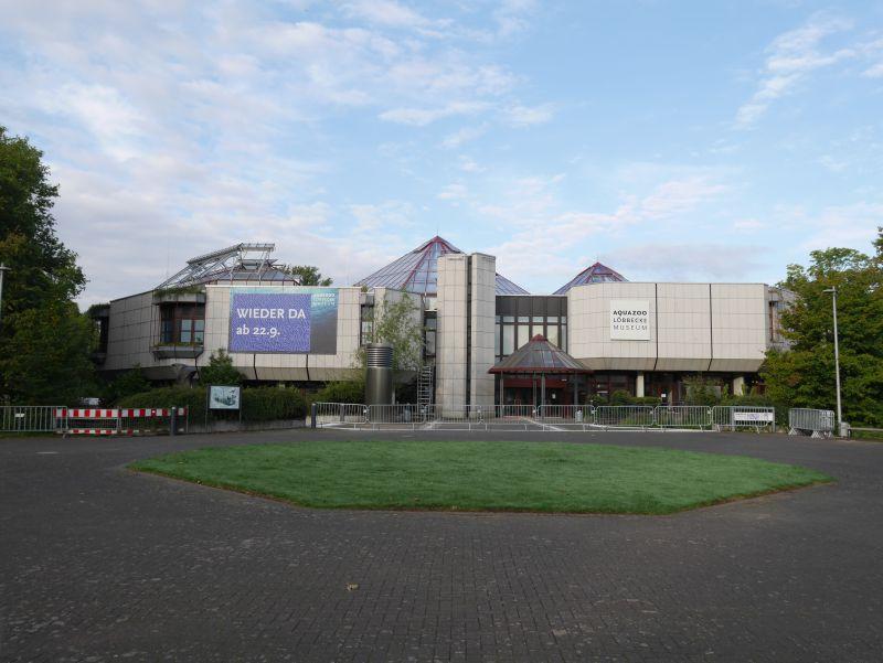 Aquazoo Löbbecke Museum Düsseldorf Wiedereröffnung