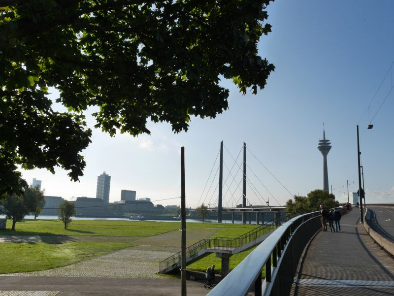 Düsseldorf mit Kindern